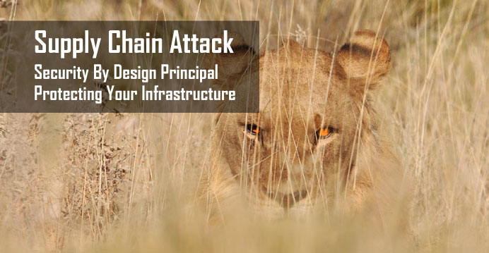 Supply Chain Attack – Security by Design Protecting Your Infrastructure