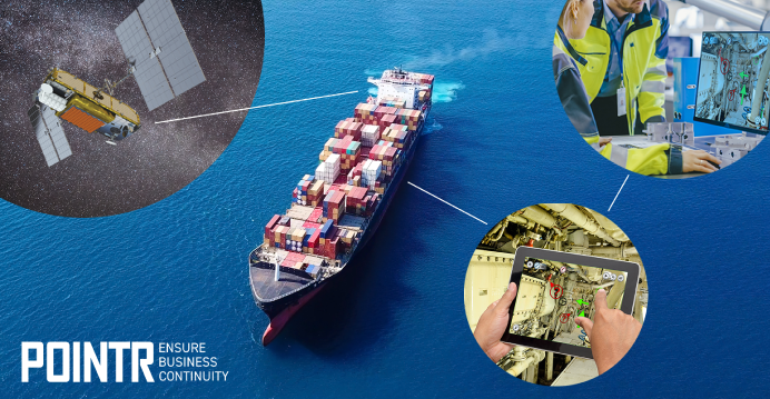 VSAT video call – enabling remote support for maritime